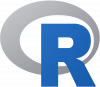 Logo of R program